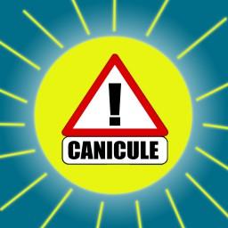 canicule - heatwave- Hitze- ola de calor