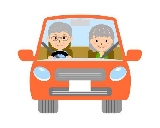 voiture conduite seniors
