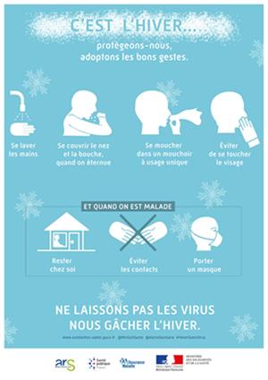 Prévenir la grippe | Cassiopea